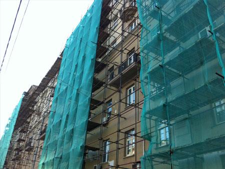 Сетка на здания строительная компания наш домовой строительная компания Ижевск