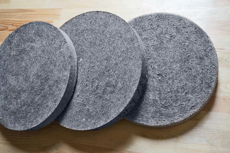 Войлочные круги для полировки своими руками 480